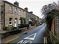 SE1646 : Sun Lane, Burley in Wharfedale by Chris Heaton