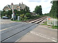 SE5318 : Womersley railway station (site), Yorkshire by Nigel Thompson