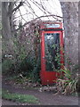 SE4127 : Allerton Bywater: an old K8 phone box by Chris Downer