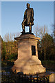 NS6068 : James Reid Memorial, Springburn Park by Thomas Nugent
