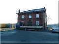 SD9003 : The Albion Inn, Under Lane, Hollinwood by Alexander P Kapp