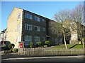 SE0126 : Flats on the site of a Primitive Methodist Chapel, Mytholmroyd by Humphrey Bolton