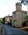 SO7680 : Grade II listed Arley Tower, Upper Arley by John Grayson