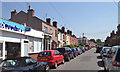 SP3177 : Providence Street, Earlsdon by Robin Stott