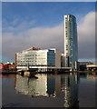 J3474 : The 'Obel', Belfast : Week 51