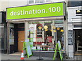 TQ3104 : destination.100, St. James's Street, BN2 by Mike Quinn