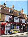 TQ3104 : The Queens Arms, George Street, BN2 by Mike Quinn