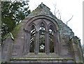 NT9250 : Fishwick Mortuary Chapel by Walter Baxter