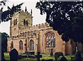 SJ7652 : St Bertoline, Barthomley by John Salmon