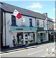 SN6222 : The Co-operative Pharmacy, Llandeilo by John Grayson