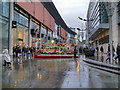 SJ8398 : New Cathedral Street, Christmas Fair by David Dixon