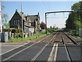 NZ2181 : Stannington railway station (site), Northumberland by Nigel Thompson