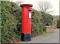 J3571 : Pillar box, Belfast by Albert Bridge