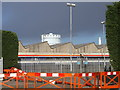 TQ2976 : Stewart's Lane Train Maintenance Shed, Battersea by David Anstiss
