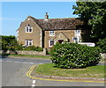 SK9007 : Road junction in Upper Hambleton by Mat Fascione