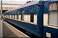 "NT2673 : British Rail ""Ambassador"" exhibition train, Edinburgh by Albert Bridge"