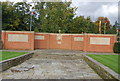 TQ5846 : Memorial Gardens by N Chadwick