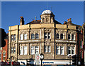 SK5878 : Worksop - Barclays Bank by Dave Bevis