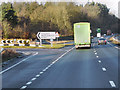 SU4462 : A34/A343 Junction by David Dixon