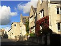 SO8609 : Houses in New Street, Painswick by nick macneill