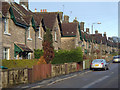 SK2566 : Row of cottages, Rowsley by Andrew Hill