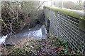 TL0130 : Stream runs under Long Lane by Philip Jeffrey