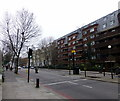 TQ2578 : Cromwell Road London - A4 by PAUL FARMER