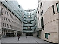 TQ2881 : New Broadcasting House by Keith Edkins