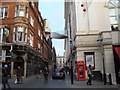 TQ3081 : View down Floral Street from James Street by Robert Lamb