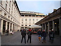 TQ3080 : View of the Royal Opera House from outside Covent Garden Market by Robert Lamb