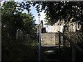 SE0826 : Back of Chester Street - Akroydon by Ron Holgate