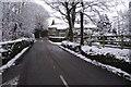 SD7511 : Roading Brook Road by Philip Platt