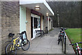 SD9927 : Park Life Cafe, Hebden Bridge by michael ely