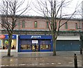 SJ8990 : Jessops, Stockport by Gerald England