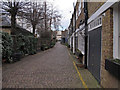 TQ2579 : Western part of Kynance Mews (4) by Roger Jones