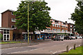 TL1606 : Cell Barnes Lane Shopping Parade by Ian Capper