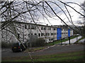 NH5459 : Dingwall Academy by Richard Dorrell