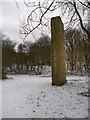 SD7706 : Irwell Sculpture Trail, Outwood by David Dixon