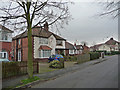SK6980 : 19, Ordsall Park Road, Retford by John Allan