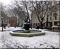 TQ2878 : 'Venus Fountain', Sloane Square, Chelsea by PAUL FARMER