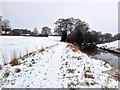 SE4105 : A snowy River Dearne by Steve  Fareham