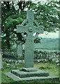 NR4550 : High Cross of Kildalton by Russel Wills