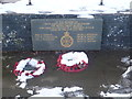 TQ2782 : Memorial to seven bandsmen killed in Regent's Park by Ian Yarham