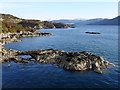 NG7527 : Between the Skye Bridge and Kyle of Lochalsh : Week 4