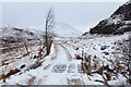 NN2677 : Lairig Leacach in Winter by Doug Lee