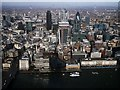 TQ3380 : View north across the river Thames from The Shard by maxol