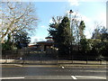 TQ3273 : View of Dulwich Preparatory School from Gallery Road by Robert Lamb