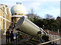 TQ3877 : William Herschel's 40-foot telescope by PAUL FARMER