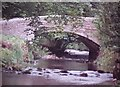 SD8961 : Hanlith Bridge over the River Aire by Tim Glover