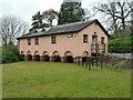 SS9700 : Killerton - former granary by Chris Allen